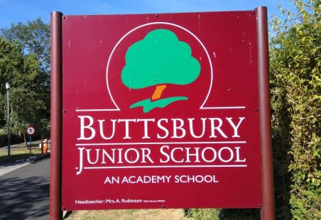 My time at Buttsbury Junior School