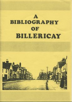 Click on the book above to go the Bibliography
