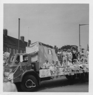 The Billericay Carnival 1969