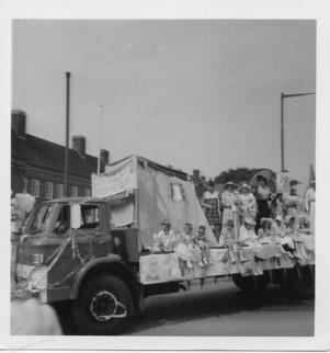 The Billericay Carnival 1969