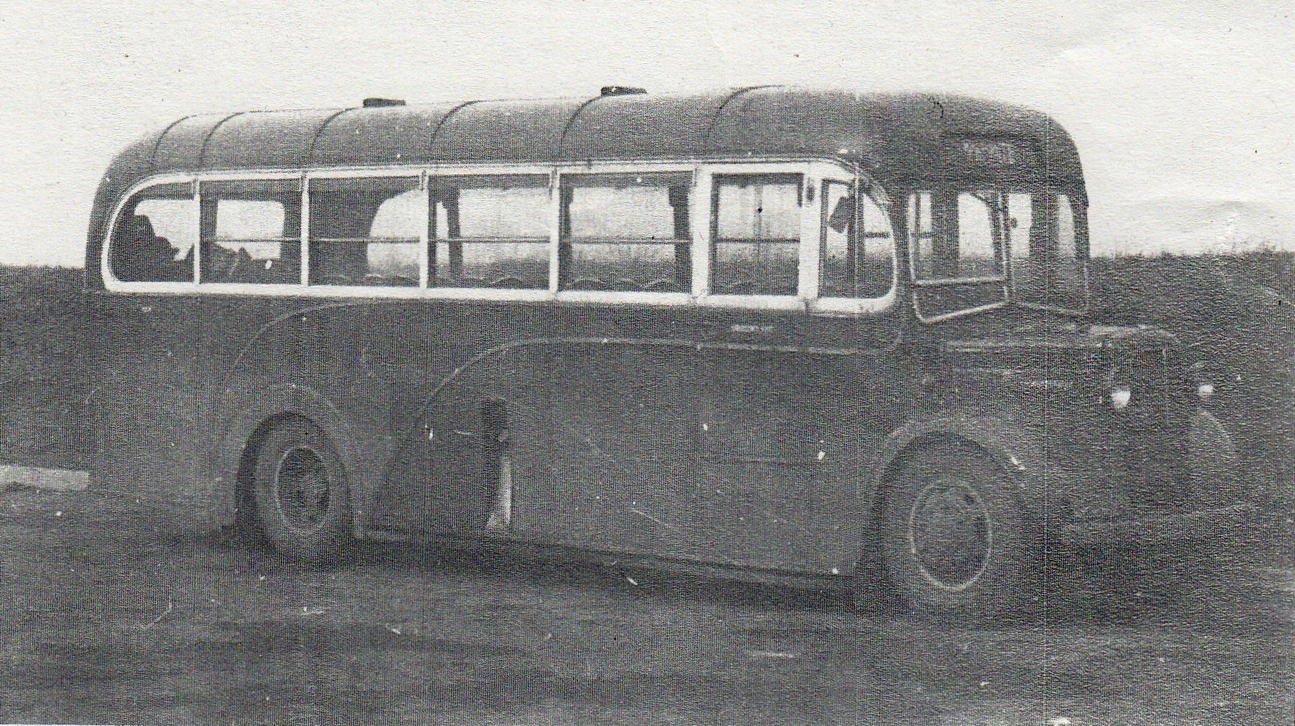 Campbell's Bus