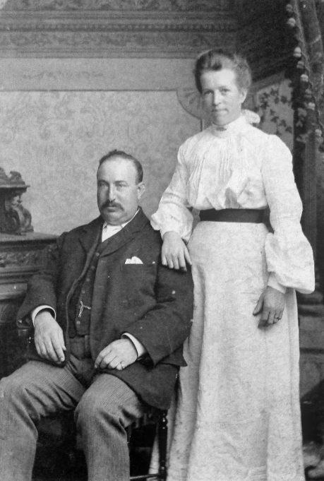 William Henry Cullis & Ellen Blanche (1910) | Terry Lockhart