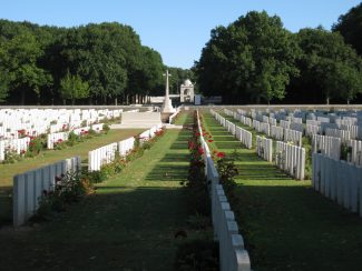 Delville Wood Cemetery | CWGC