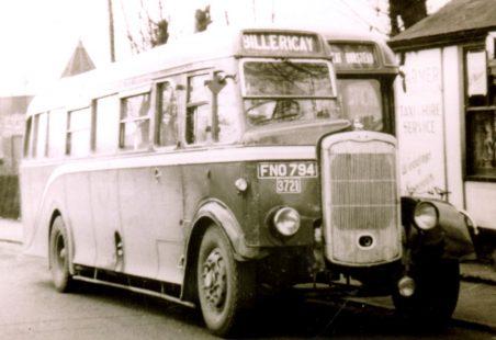 Billericay Buses