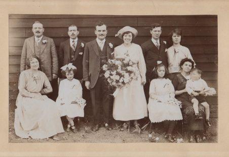Martin Family Tree