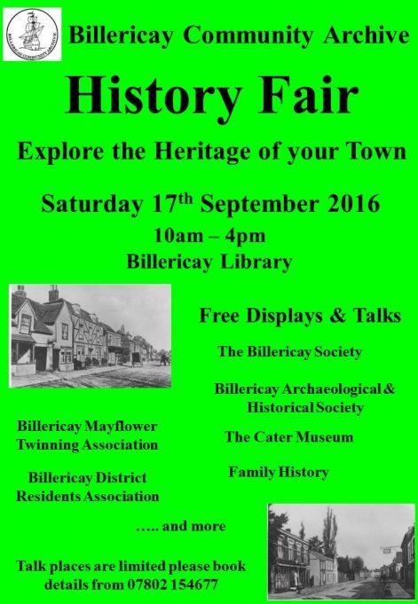 History Fair 2016