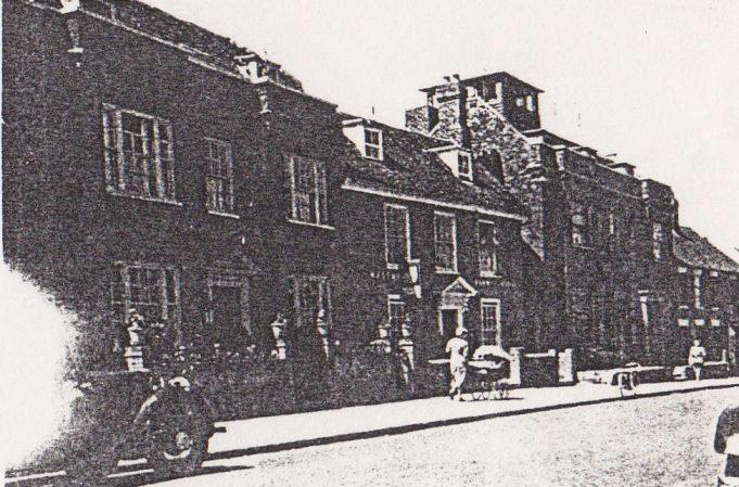 Old Photograph of Hurlocks