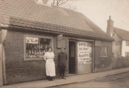 The shop in Sun Street