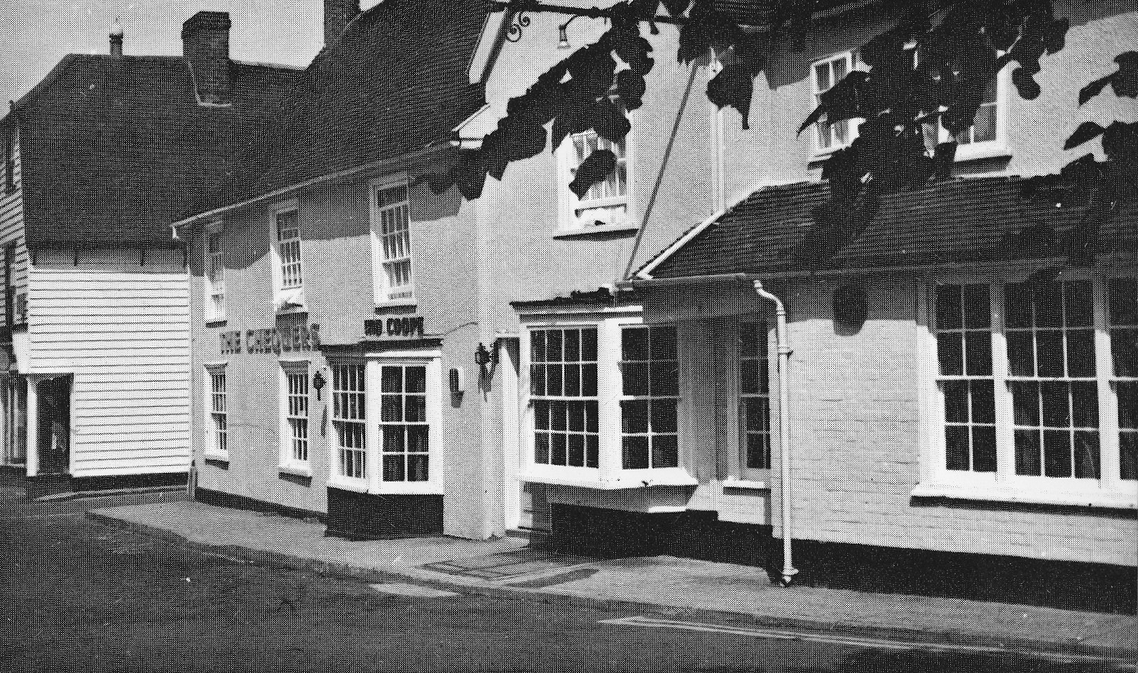 The Chequers in the 1960s