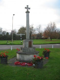 Little Burstead War Memorial
