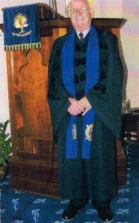 Moderator of the Presbyterian Church of Australia 2001-2004