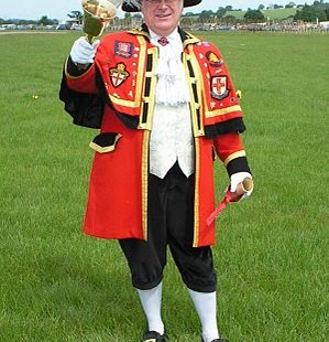 How I became Town Crier