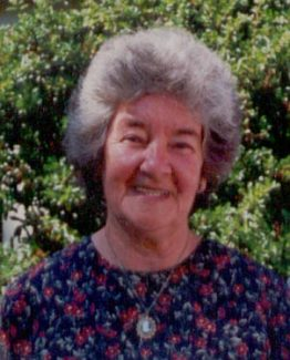 Mary Scott