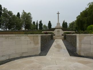 The Messines Ridge New Zealand Memorial | CWGC