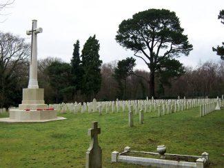 Netley Military Cemetery | CWGC
