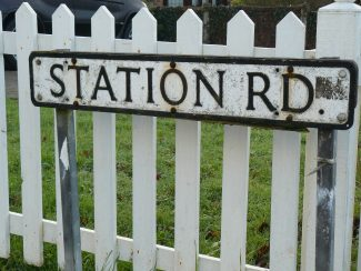 Memories of Station Road | Jim Devlin
