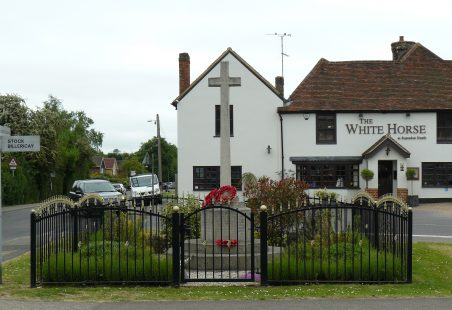 Ramsden Heath War Memorial