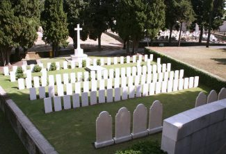 Savonia Town Cemetery | CWGC