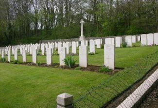 St Ledger Cemetery   CWGC