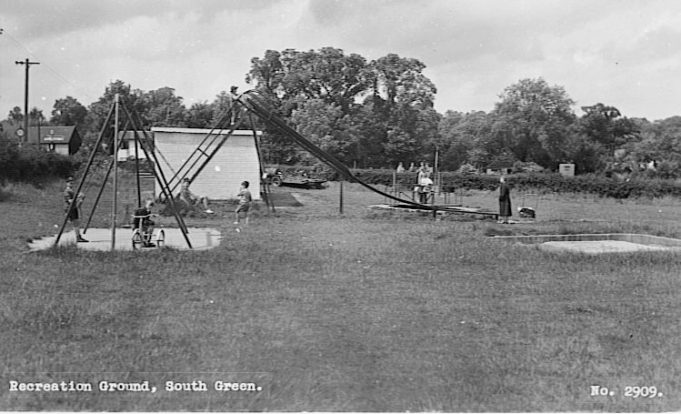 South Green Recreation Ground