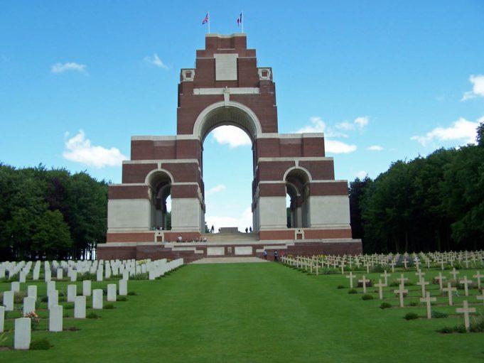 Thiepval Memorial | CWGC