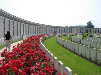 Tyne Cot Memorial | CGWC