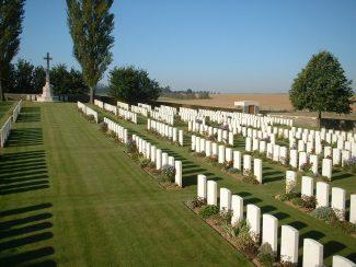 Unicorn Cemetery | CWGC