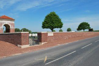Danzig Alley British Cemetery   CWGC