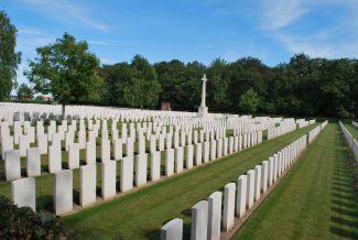 Zantvoorde British Cemetery | Billericay ATC