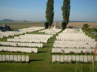 Epehy Wood Farm Cemetery | CWGC