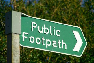 Billericay Footpaths | www.freefoto.com