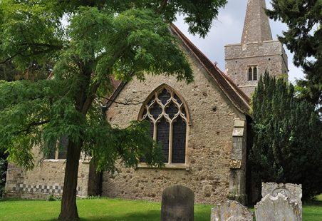 Great Burstead Church