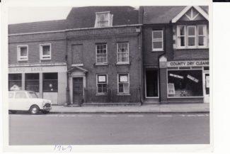 Midland bank - 1960   Joan Shirmer