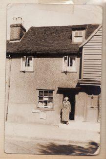 Mrs Reeves - Dressmaker - near Post Office   Joan Shirmer