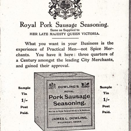 Pork Butcher