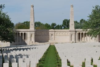 Vis-En-Artois Memorial | CGWC