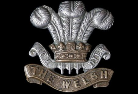 Corporal Oscar Sewell Ladbrook