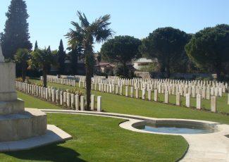 Mazargues Cemetery Marsaille | Fr. Latreille - Wikimedia Commons