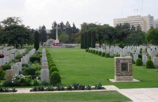 Heliopolis War Cemetery