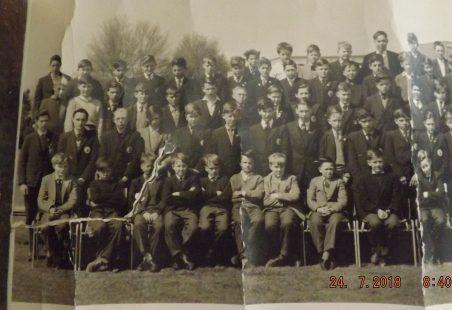 Billericay School Juniors 1963