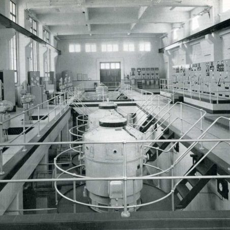 Pumping Station at Hanningfield