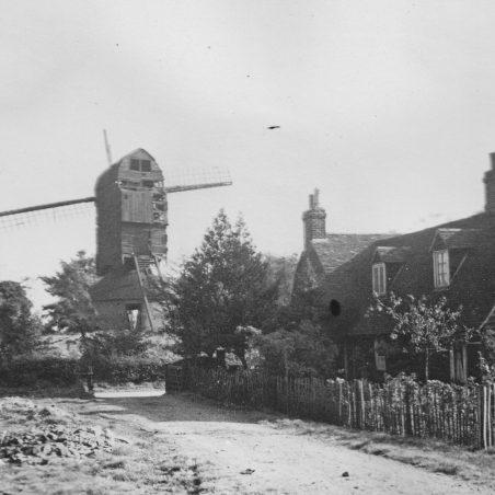 Bell Hill Windmill