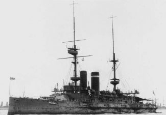 H.M.S. Formidable