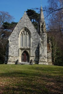 Thorndon Hall Chapel   Trevor Harris