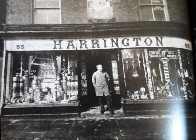Harringtons in the High Street | Billericay and its High Street CPRE 1953