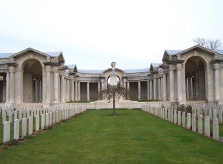 The Arras Memorial   CWGC
