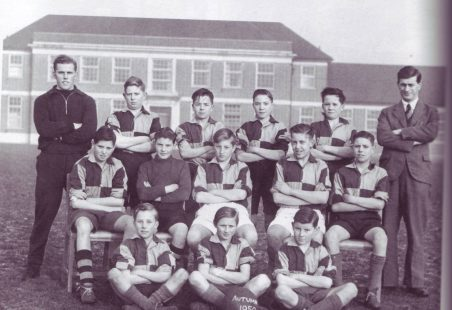 Life in the fifties at the Billericay School