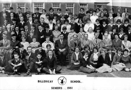 Billericay School Photo