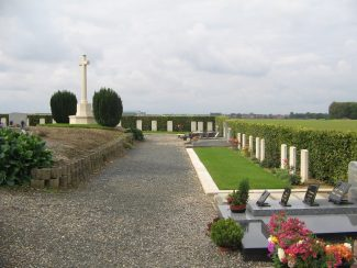 Blangy-Tronville Communal Cemetery | CWGC