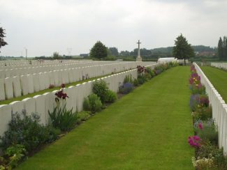 Chocques Military Cemetery | CWGC